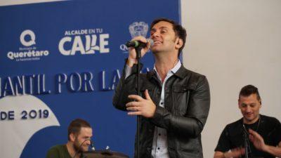 """Odino brindará un concierto """"Canto por la Paz"""" en la Cumbre Mundial de Paz en México"""
