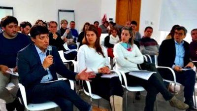 """""""Los presupuestos municipales quedaron totalmente desfasados"""", alertó Alejandro Acerbo de Daireaux"""