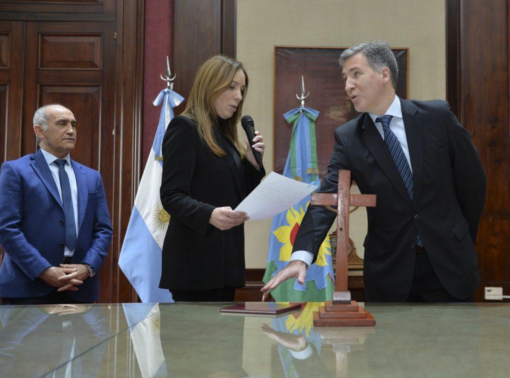 Asumió como nuevo ministro de Economía bonaerense Damián Bonari, un especialista en gasto público