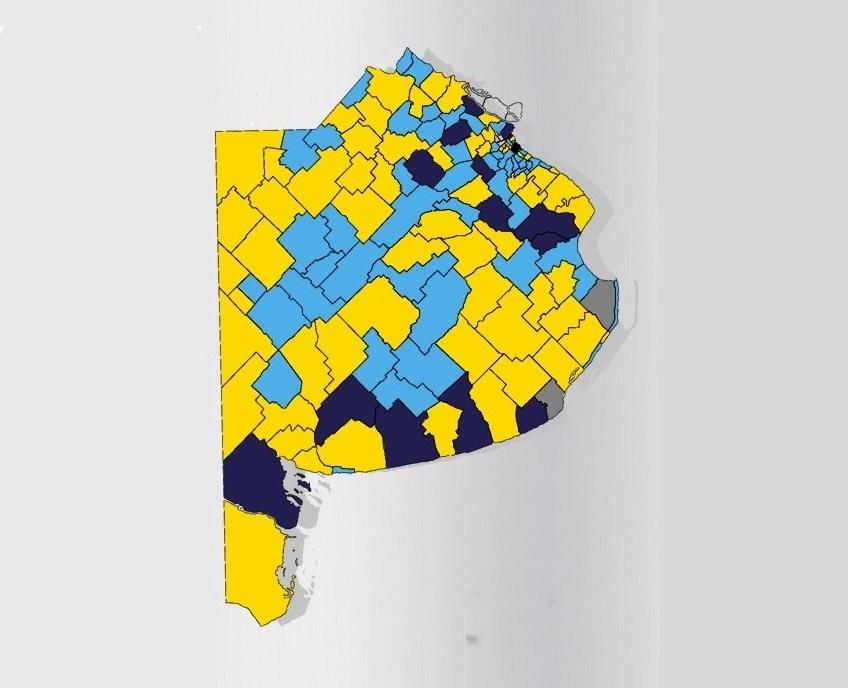 Cómo les fue a los intendentes referenciados con el PRO: un panorama de 23 municipios