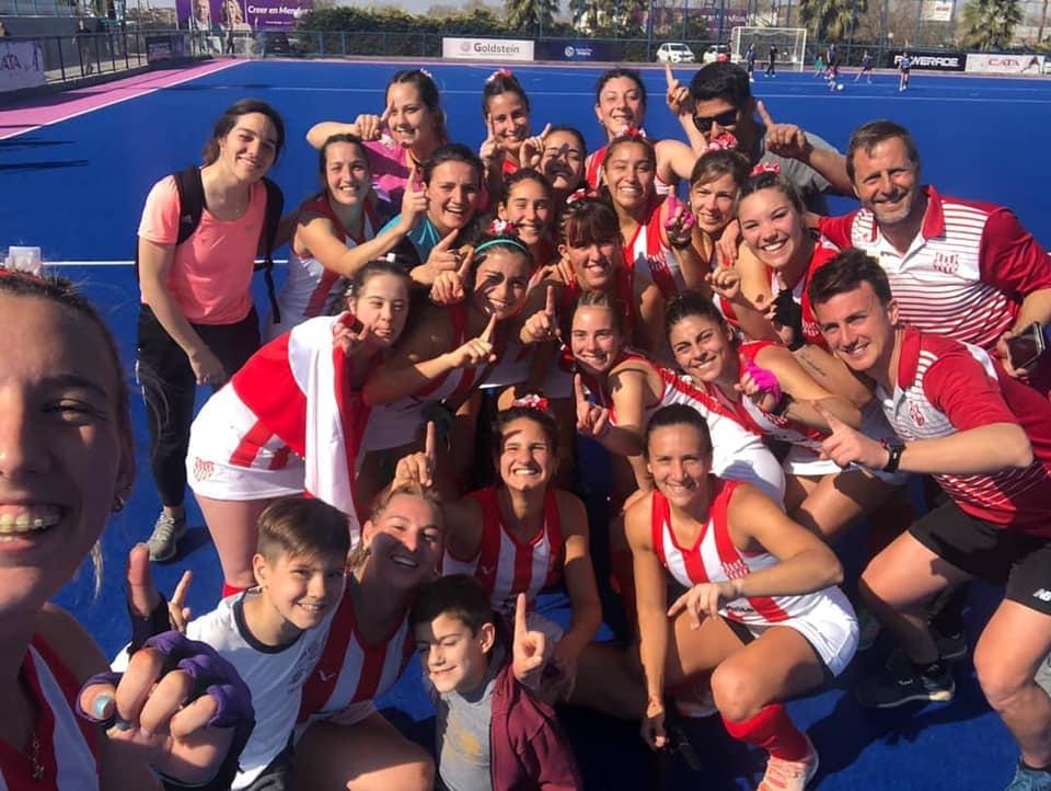 El Hockey de Monte Hermoso campeón argentino en Mendoza
