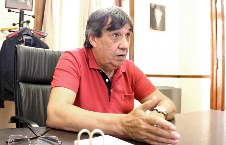 """Municipales en Estado de Alerta: """"No pedimos bono, pedimos reapertura de paritarias"""", dijo Rubén Cholo García"""