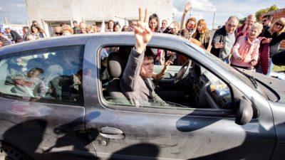 Axel Kicillof se reunirá con los 135 candidatos a intendentes del Frente de Todos en Avellaneda
