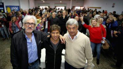 Kicillof lamentó la muerte del intendente Cortés y suspendió las actividades de campaña