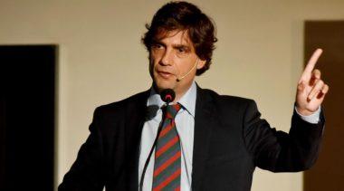 Renunció Dujovne y Hernán Lacunza sube de Provincia a Nación para reemplazarlo