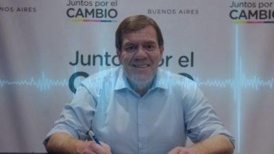 """Los negros eligieron"": le atribuyen un terrible audio a Guillermo Montenegro pero es FALSO"