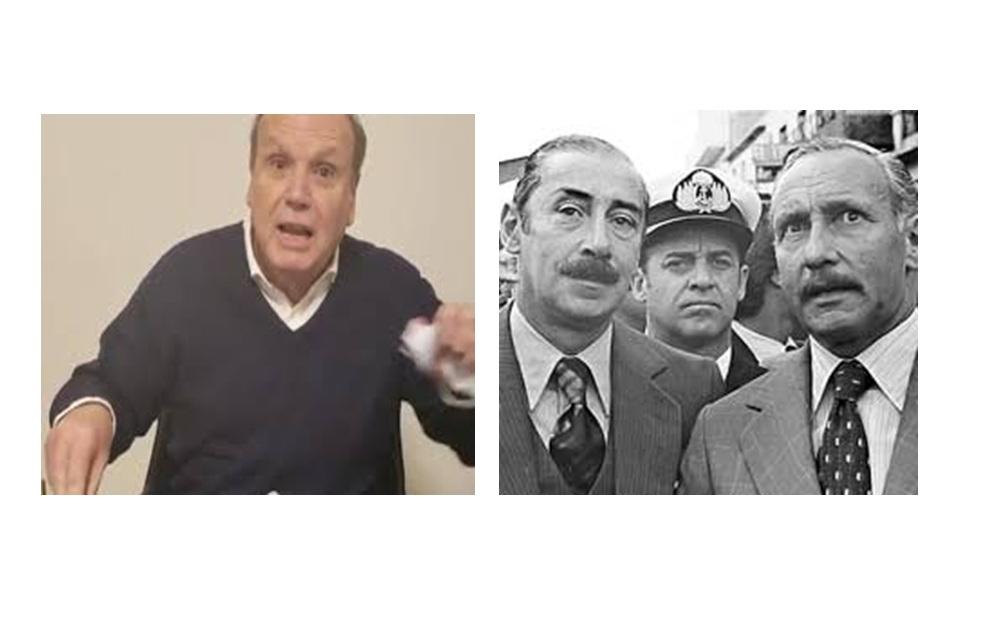 Allanan la vivienda del ex intendente de Merlo, Raúl Othacehé se lo investiga por instigar públicamente a cometer delitos