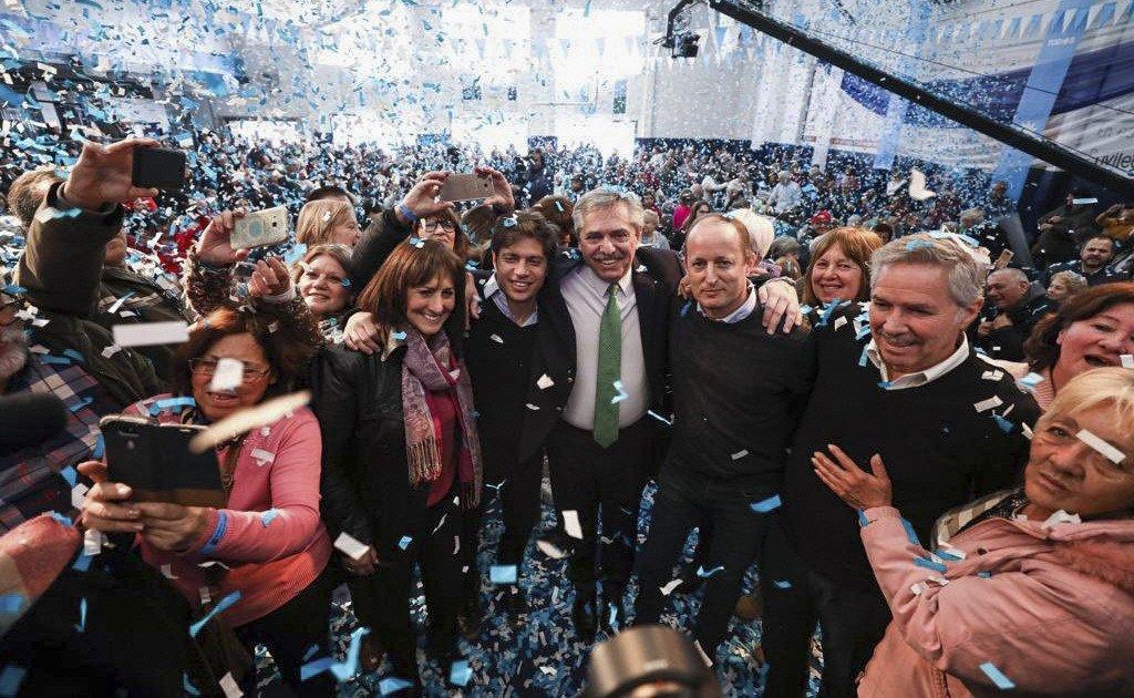 Paliza histórica del peronismo: el Frente de Todos gana en Nación, en Provincia y en casi todos los municipios