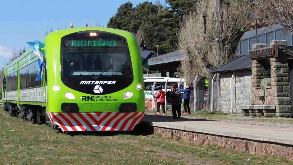 Patagones prepara una fiesta por la primera salida del Tren Patagónico hacia Bariloche
