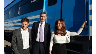 De la mano de Kicillof y Fernández vuelve Randazzo a hacer campaña en su Chivilcoy natal