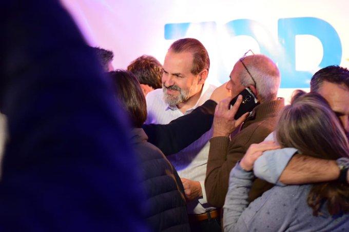 Gran elección en Bahía Blanca de Federico Susbielles que quedó a tiro para pelear por la intendencia