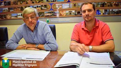 La Municipalidad de Hipólito Yrigoyen sortea los lotes de sus programas de acceso a la tierra