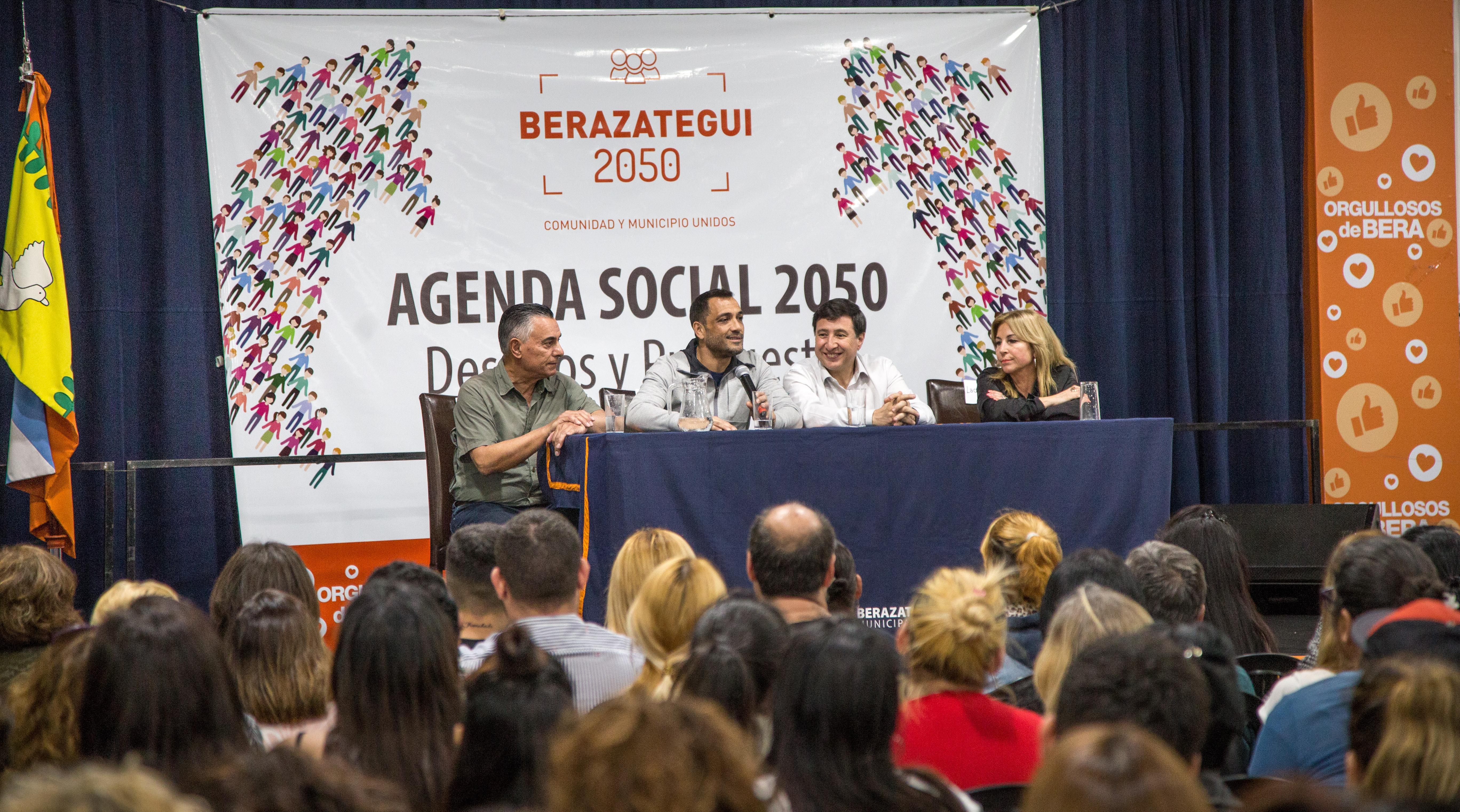 Diputado planteó llevar el modelo de desarrollo de Berazategui a todo el país