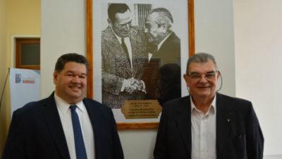 Falleció el ex intendente de Berisso, Néstor Juzwa