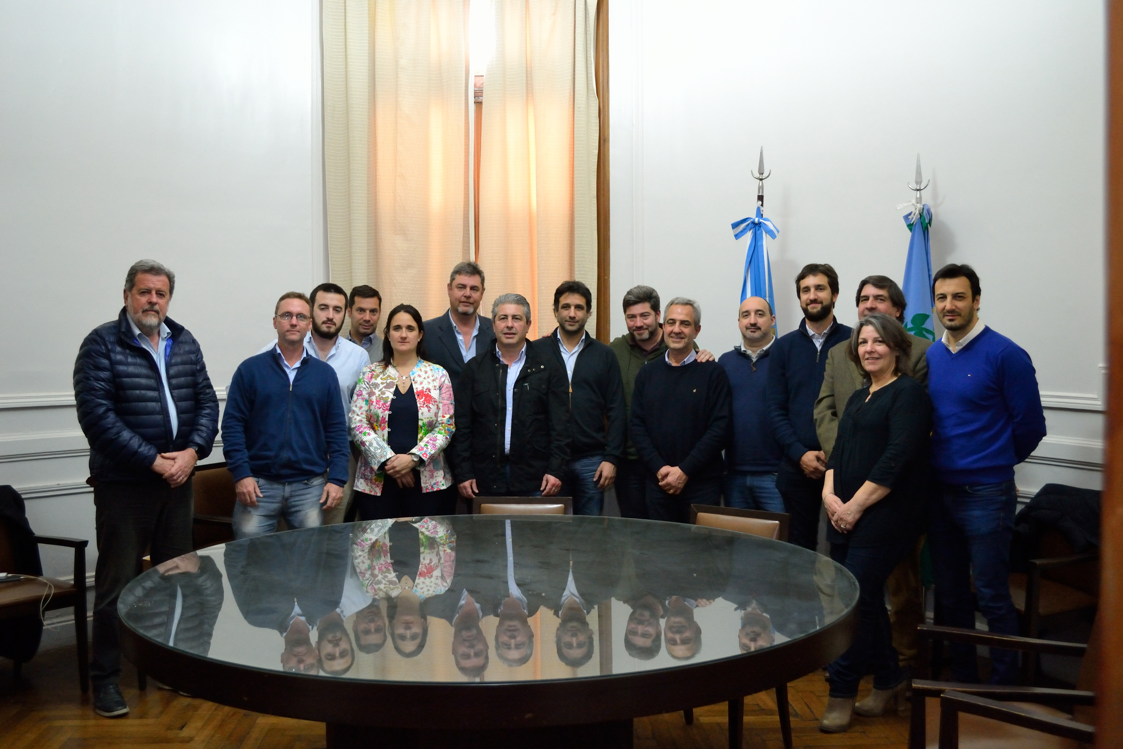Legisladores de Juntos por el Cambio dialogaron con vecinos, candidatos y equipos técnicos en Pergamino
