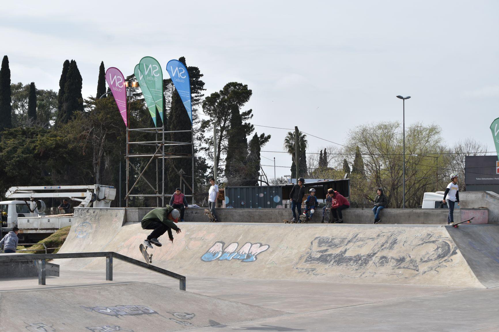 """San Nicolás recibe la """"Copa Argentina de Skate"""""""