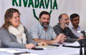 Intendenta pampeana de General Pico brinda apoyo y gestión al candidato del Frente de Todos en Rivadavia