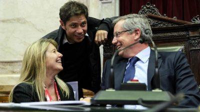 Monzó, Kicillof y Alvarez Rodríguez: presagios de un futuro cercano