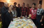 La Plata / Un grupo pastoral hace viandas para gente en situación de calle