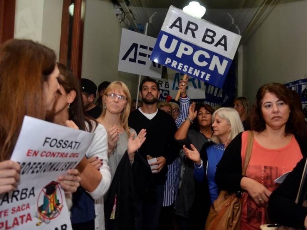 Ante un posible recorte en el incentivo salarial, trabajadores de ARBA amenazan con Paro indeterminado