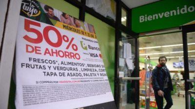"""Se viene el segundo """"Súper Miércoles"""" de septiembre en supermercados para los clientes del Banco Provincia"""