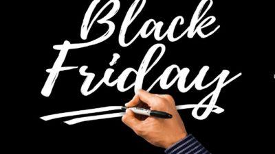 Las mejores ofertas para aprovechar en las fechas próximas al Black Friday