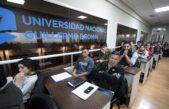 """Se puso en marcha """"UNAB"""" la nueva Universidad en Almirante Brown"""
