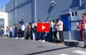 VIDEO / Hubo más de dos cuadras de cola por un puesto laboral en una YPF de Avellaneda