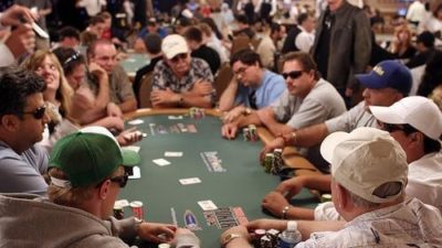 Los jugadores de póker y sus carreras profesionales no convencionales