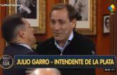 La Plata / El intendente Garro habría gastado 9 millones del municipio para ser entrevistado en la tele