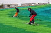 En Coronel Suárez quieren construir la primera pista de sky sin nieve de Argentina