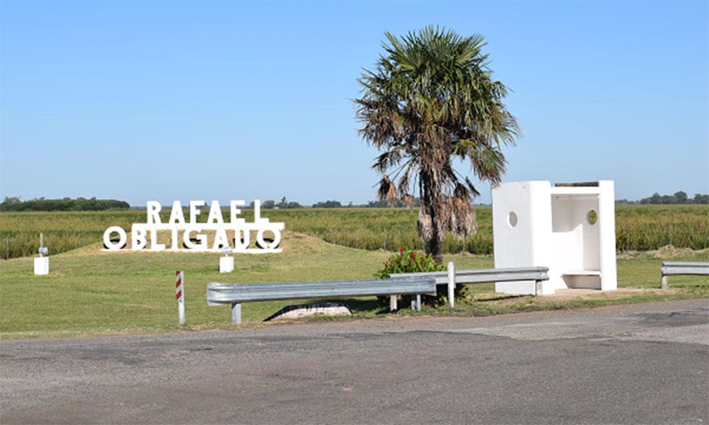 Rafael Obligado se convirtió en el 31º Pueblo Turístico de la provincia