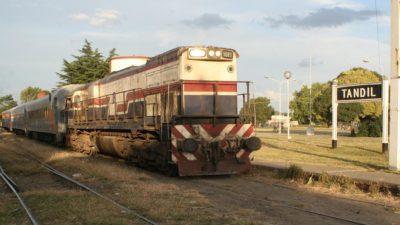Proponen una alternativa económica para reactivar el tren de pasajeros a Tandil