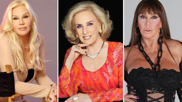 Susana, Mirtha y Moria estarán en los 130 años del Teatro Seminari en Escobar