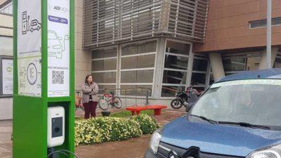 Una provincia argentina ya cuenta con un auto eléctrico en su flota de vehículos oficiales ¡conocé cuál!
