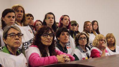 """El """"documento de bienvenida"""" al 34° Encuentro Nacional de Mujeres que no pudo leerse por el temporal"""