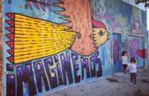 """Daireaux / El famoso pintor-muralista """"Luxor"""" pintará el frente del edificio de la Orquesta Escuela que cumple 10 años"""