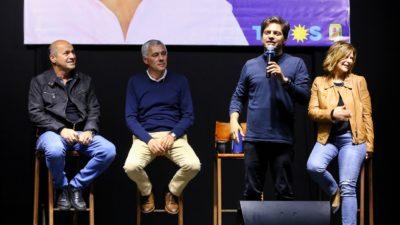 """Axel Kicillof dijo que los candidatos intendentes de Cambiemos tienen """"amnesia y daltonismo"""""""