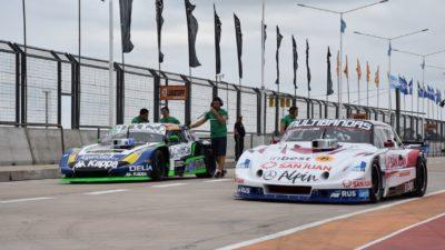 Comenzó la fiesta del Turismo Carretera en el Autódromo de San Nicolás