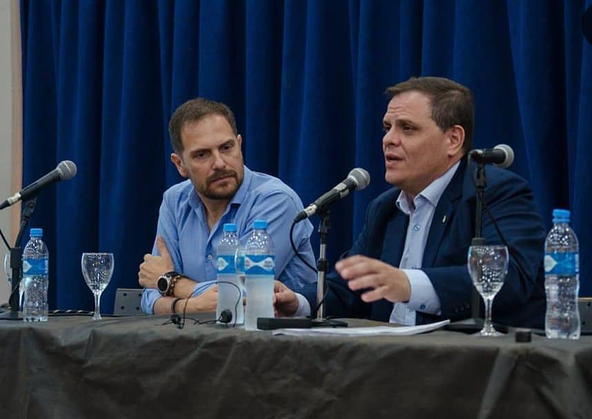 Santiago Pérez presentó en Córdoba el programa de Hábitat y Vivienda para una futura gestión nacional del Frente de Todos