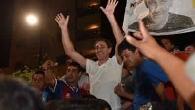 Octava Sección: Garro logró un gran triunfo y seguirá por 4 años más conduciendo la Capital Provincial