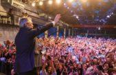 """""""Los tiempos que vienen no son fáciles"""": dijo Alberto en su primer discurso como presidente electo"""
