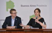 Vidal intentó solicitar un préstamo millonario al Banco Provincia para pagar salarios