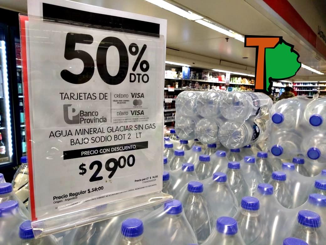 """Se viene el segundo """"Súper Miércoles"""" de octubre al 50% en supermercados con tarjetas Banco Provincia"""