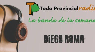 La banda de la semana: Diego Roma