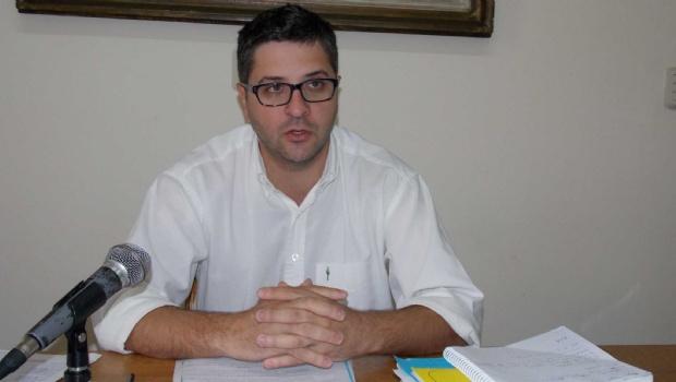 jefe del bloque del FR, Diego López Rodríguez,