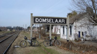 El tren vuelve a parar en la estación de Domselaar después de 30 años