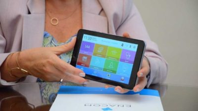 ANSES sortea tablets para jubilados en General Lavalle