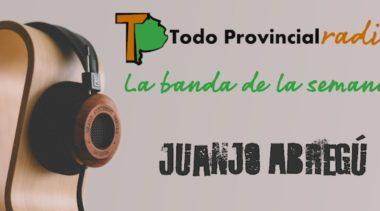 La banda de la semana: Juanjo Abregú