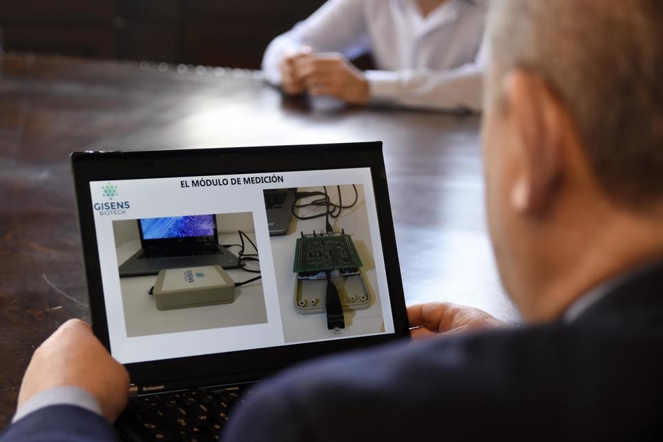 La UNLP lanzó un dispositivo que promete revolucionar el tratamiento de las enfermedades renales